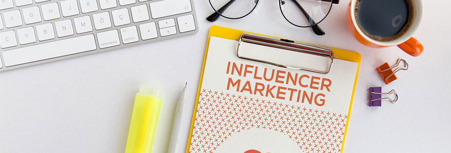 Agence marketing d'influence