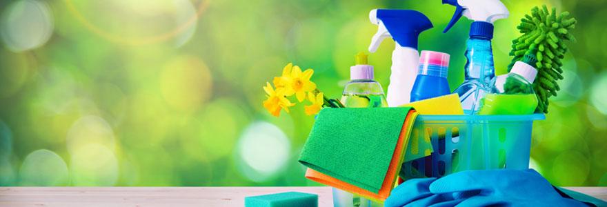 Avantages du ménage à domicile