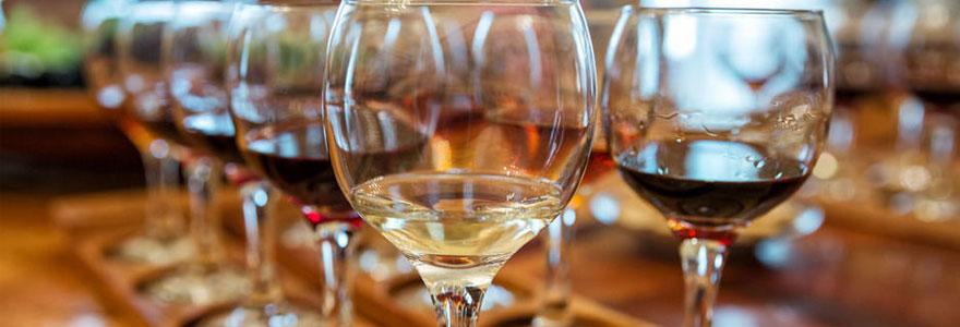 déguster le vin
