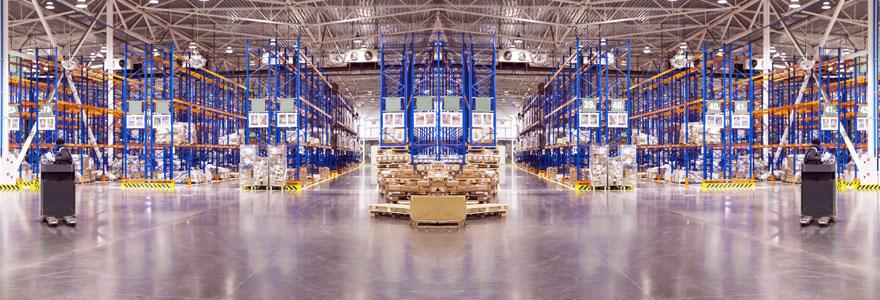 gestion des entrepôts de stockage