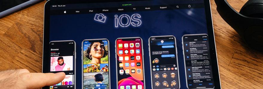 Notifications push pour applications IOS sur iphone et ipad