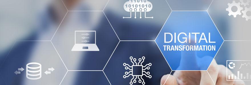Stratégie et transformation digitale