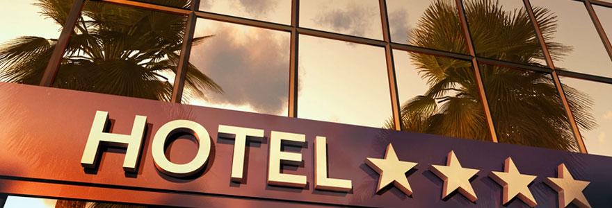 un hôtel pour un weekend