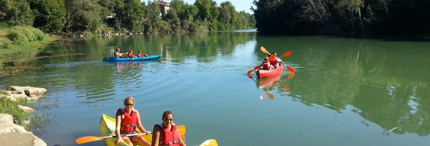 camping au Languedoc-Roussillon
